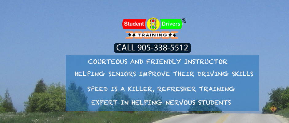 Driving lessons in Oakville